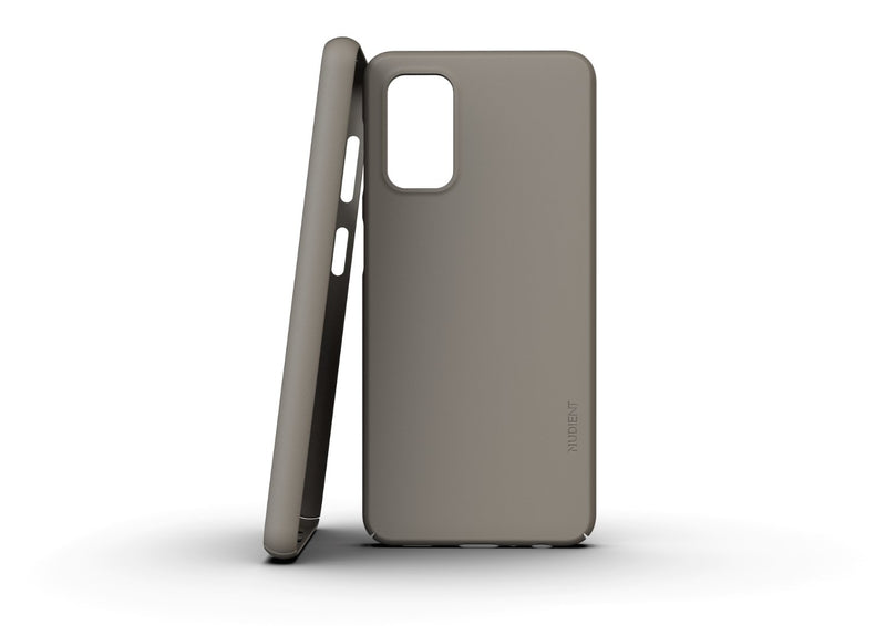 Nudient - Tyndt Samsung A52 Cover V3 - Clay Beige