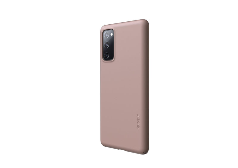 Nudient - Tyndt Samsung S20 FE Cover V3 - Dusty Pink