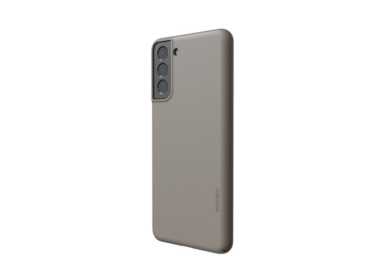 Nudient - Tyndt Samsung S21 Plus Cover V3 - Clay Beige