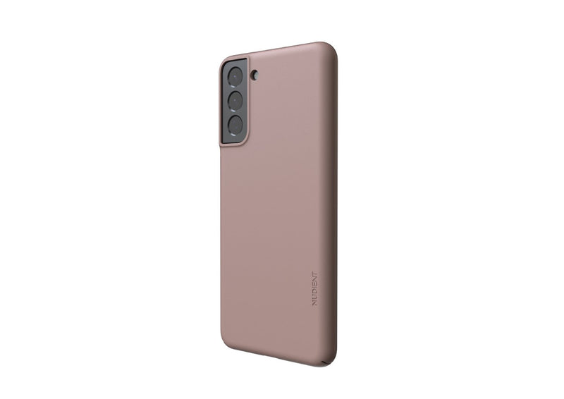 Nudient - Tyndt Samsung S21 Plus Cover V3 - Dusty Pink