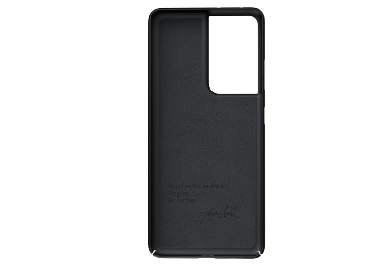 Nudient - Tyndt Samsung S21 Ultra Cover V3 - Ink Black