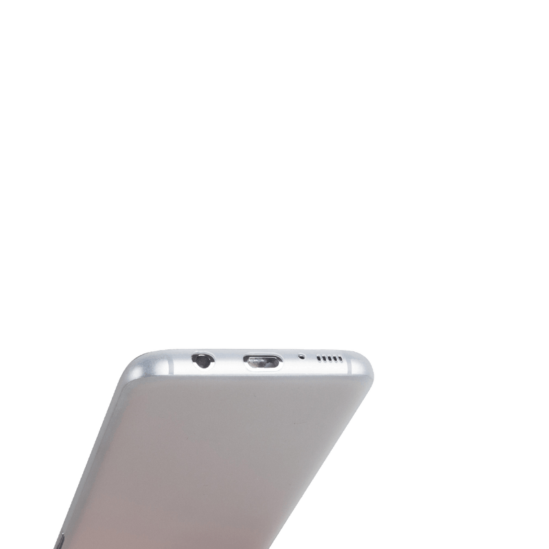 Ultra tyndt Samsung S8 cover - Frosted transparent