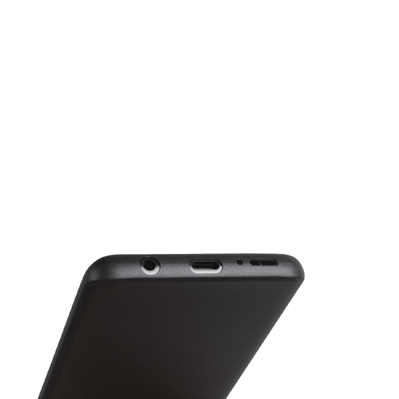 Ultra tyndt Samsung S9 cover - Solid black