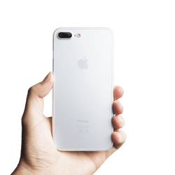 tunt transparent iphone x skal