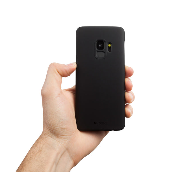 Tyndt Samsung S9 Cover V2 - Stealth Black