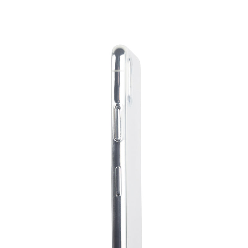 Tyndt blankt iPhone XS 5,8 cover - 100% transparent