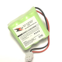 ZZcell Battery for Dogtra Transmitter DC-7, 1100NC, 1200NC, 1202NC, 1202NCP, 1400NCP, 1500NCP, 1600NCP, 1700NCP, D500B, D500T, RRD, RRS, 300mAh