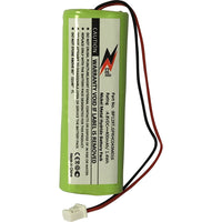 ZZcell Battery For Dogtra Transmitter BP12RT, 175NCP, 200NC, 200NCP, 202NCP, 280NCP, 282NCP, 1900NCP, 1902NCP, 300M, 302M, 7000M, 7002M, 7100H, 7102H, 7100, 7102, 1100NC, 2000B, 2000200NC Dog Collar