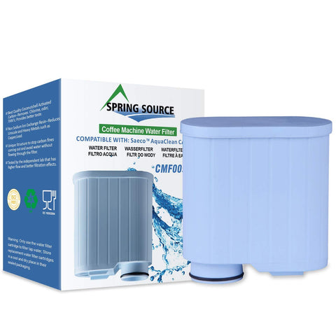 Spring Source CMF009 Coffee Machine Water Filter Replacement For Philips Saeco AquaClean CA6903