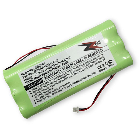 ZZcell Replacement Battery For Alarm DSC 6PH-AA1500-H-C28, 9047 Powerseries Security System, SCW9045, DIRECT Sensor 17-145A, ds415