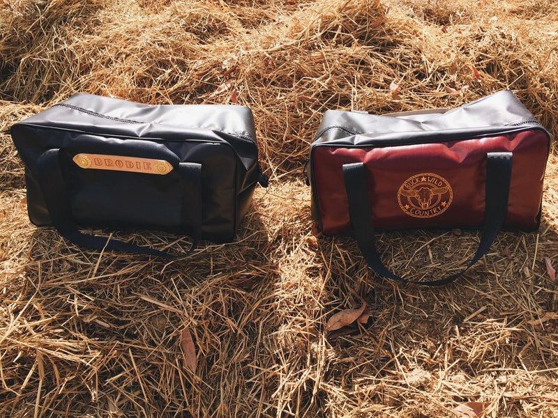 MAROON BENDER GEAR BAG