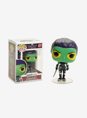 Funko POP! Guardians of the Galaxy Gamora # 277 - H-Town Toy Company