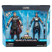 Marvel Legends Series Thor Ragnarok 2-pack Thor & Valkyrie - H-Town Toy Company