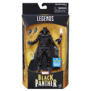 Marvel Legends 6-inch Legends Series Black Panther Exclusive Action Figure - H-Town Toy Company