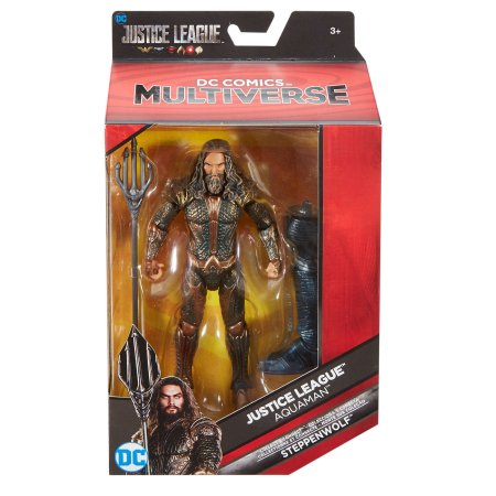 DC Comics Justice League Mutiverse Aquaman - H-Town Toy Company