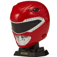 Power Rangers Legacy Mighty Morphin Helmet Display Set, Red Ranger - H-Town Toy Company