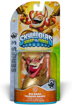 Skylanders Swap Force Big Bang Trigger Happy - H-Town Toy Company