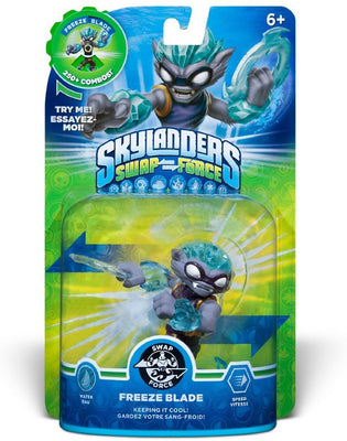 Skylanders Swap Force Freeze Blade - H-Town Toy Company
