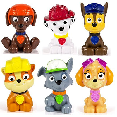 Nickelodeon Paw Patrol Mini Figure 6 pack - H-Town Toy Company