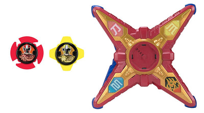 Power Rangers Super Steel DX Ninja Battle Morpher, DX Ninja Morpher - H-Town Toy Company