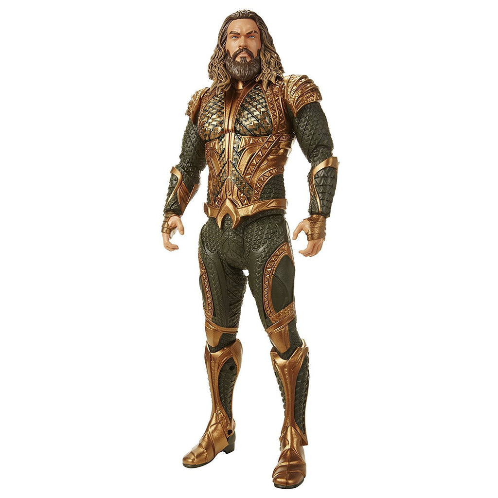 "Aquaman DC Theatrical Justice League BIG-FIG 20"" Action Figure - H-Town Toy Company"