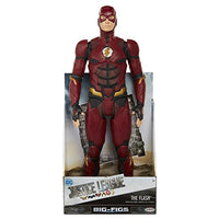 "The Flash DC Theatrical BIG-FIG Justice League 20"" Action Figure - H-Town Toy Company"