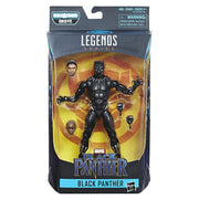 Build-a-figure Legends Series Black Panther - H-Town Toy Company