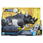 Marvel Black Panther Rhino Guard Vehicle with Charging  Horn Action - H-Town Toy Company