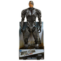 "Cyborg DC Theatrical BIG FIGS Justice League 20"" Action Figure - H-Town Toy Company"