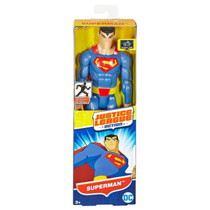 Superman DC Justice League 12-inch Action Figure - H-Town Toy Company