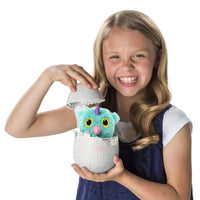 Hatchimals Glittering Garden Twinkling Owlicorns - H-Town Toy Company