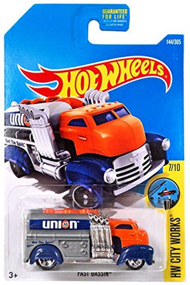 Hot Wheels HW City Works Fast Gassin - H-Town Toy Company
