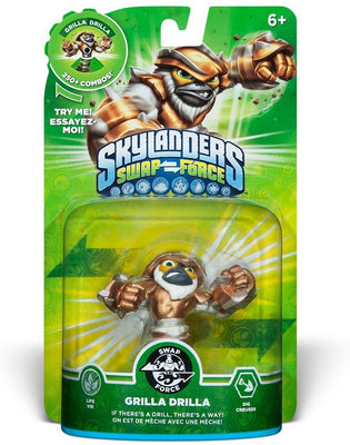 Skylanders Swap Force - H-Town Toy Company
