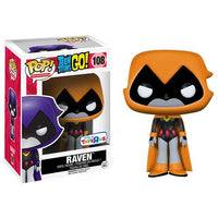 Teen Titans Go! Raven # 108 - H-Town Toy Company