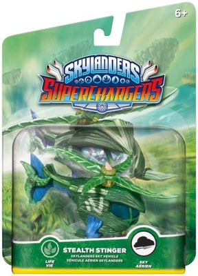 Skylanders SuperChargers Stealth Stinger - H-Town Toy Company