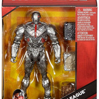 DC Comics Justice League Cyborg Exclusive - H-Town Toy Company