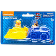 Nickelodeon Paw Patrol Small Vehicles Chase/ Rubble - H-Town Toy Company