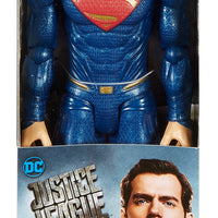 "DC Justice League 12"" Superman - H-Town Toy Company"
