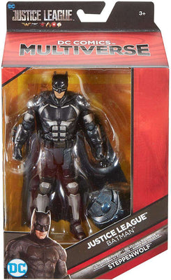 DC Comics Justice League Multiverse Batman - H-Town Toy Company