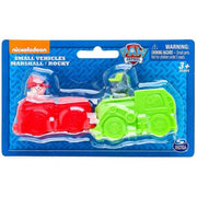 Nickelodeon Paw Patrol Small Vehicles Marshall/Rocky - H-Town Toy Company