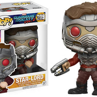 Funko POP! Guardians of the Galaxy Star-Lord # 209 - H-Town Toy Company