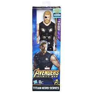 Thor Marvel Infinity War Titan Hero Series 12-inch Action Figure - H-Town Toy Company