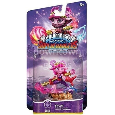 Skylanders SuperChargers Splat - H-Town Toy Company
