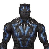 Marvel Black Panther 6-inch Vibranium Black Panther - H-Town Toy Company
