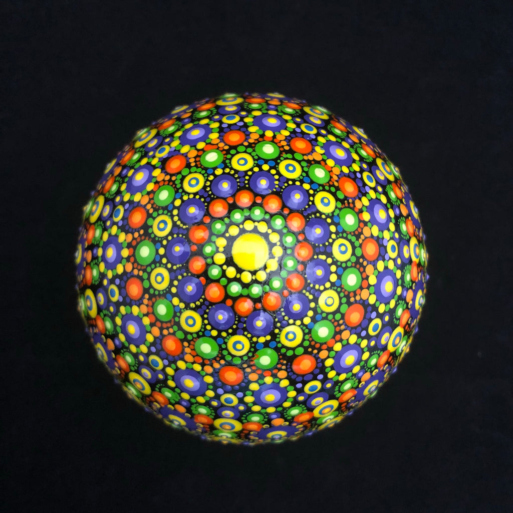 Colourful Healing Orb