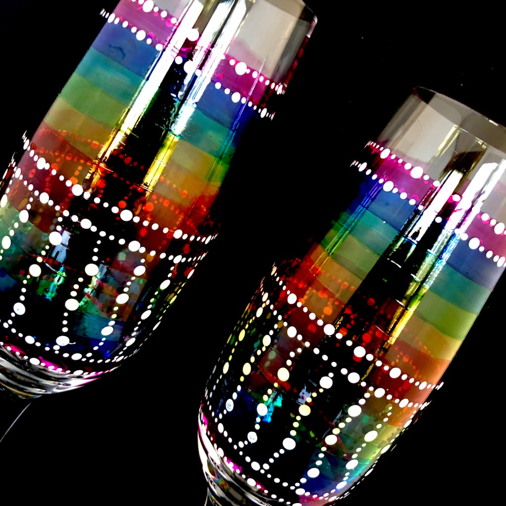Danggi 'Rainbow' Dreaming Glasses