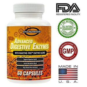 What you need to know about Digestive Enzymes