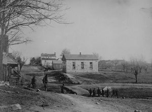 History of Centreville, Virginia