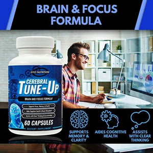 Cerebral Tune-Up: What You Need to Boost Your Cognitive Function