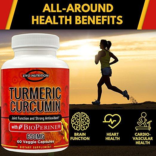 Turmeric Curcumin an Amazing Nutritional Supplement